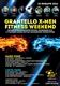 "Фитнес -конференция ""Grantello X-Men Fitess Weekend"""