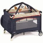 Манеж-кровать chicco lullaby top travel