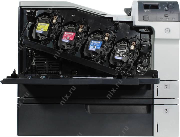 Принтер лазерный HP Color LaserJet Enterprise M750n A3 D3L08A