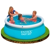 Надувной бассейн intex easy set (54402) 28101 183х51см