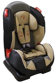 Автокресло forkiddy space (9-25 кг) беж