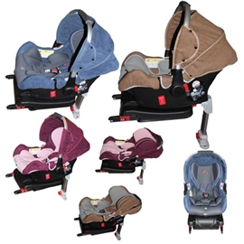 Автокресло forkiddy lagun-i-fix (0-13 кг) с isofix