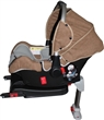 Автокресло forkiddy lagun-i-fix (0-13 кг) с isofix (бежевый)