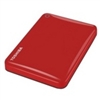Внешний HDD Toshiba 1 TB Stor.e Canvio Connect красный 2.5 , USB 3.0