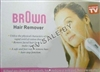 Эпилятор brown hair remover kd-2778  (код.9-3460)