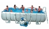 Каркасный бассейн intex 28352 rectangular ultra frame pool set 549x274х132см (старый арт. 54982)